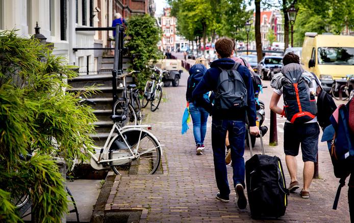 Amsterdam behoort wederom tot een van de meest bezochte steden ter wereld.