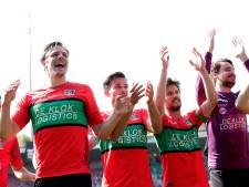 Josef Kvida is boos terwijl NEC de overwinning op RKC viert