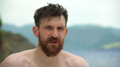 """Gotye's neef Robbe als eerste naar winnaarseiland in 'Expeditie Robinson': """"Eindelijk geen psychologische spelletjes meer"""""""