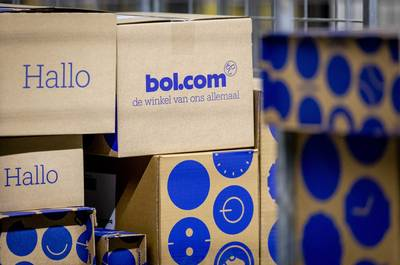 'Bol.com gaat kleren verkopen om Amazon in Nederland voor te zijn'