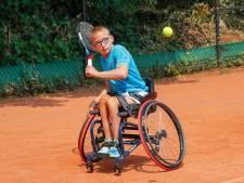 Het doel van Xavier Donkers uit Eindhoven: de paralympische spelen