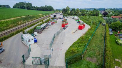 Recyclagepark werkt ook tijdens zomer met afsprakensysteem