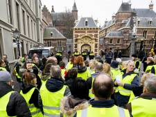 25 tot 30 Gele Hesjes van plan te demonstreren in Tiel