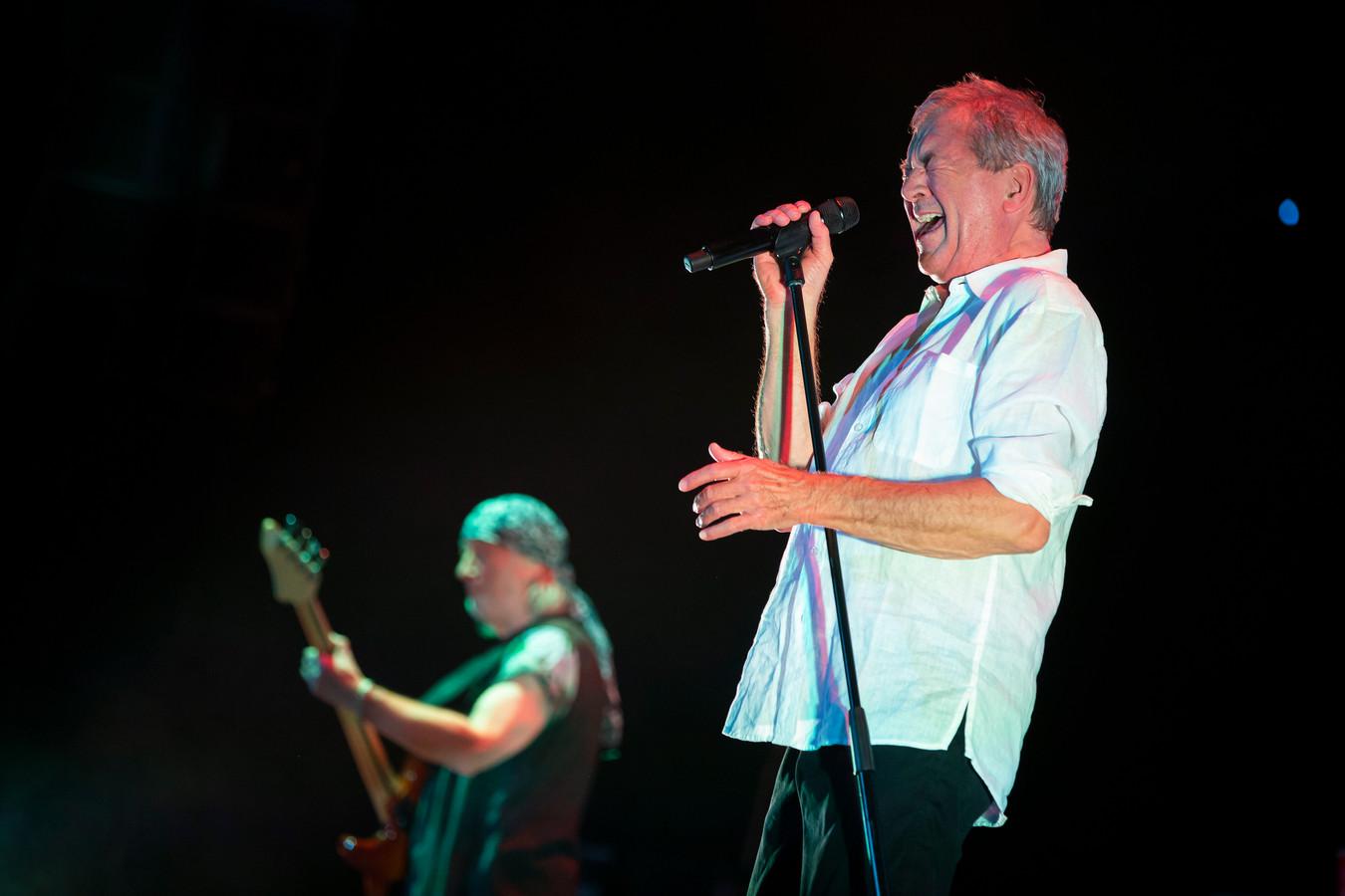 Deep Purple komt binnenkort met nieuwe muziek. .