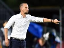 Ontslag Engelse bondscoach wegens 'onbehoorlijk' gedrag
