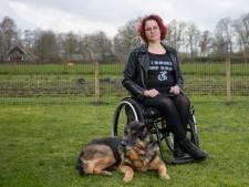 Patricia zit in een rolstoel, maar rockt op Twentse podia: 'Ga ook uit m'n dak'