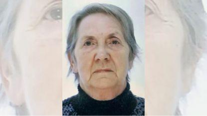 """Lisette Bliki (79) uit Dilbeek sinds deze nacht vermist: """"Ze heeft medische zorgen nodig"""""""