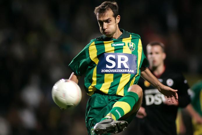 Goran Bunjevcevic in 2006 als speler van ADO.