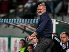 Helmond Sport-trainer Robby Alflen: 'We worden elke wedstrijd een beetje beter'