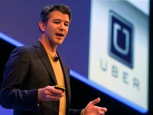 Uber-baas wil negatief imago achter zich laten met 'schattige' foto's