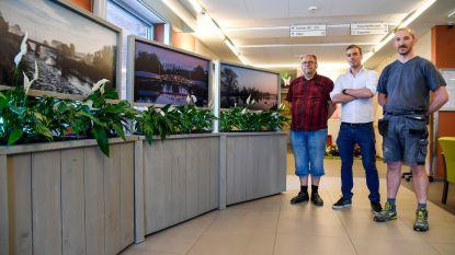 Foto's van Durme scheiden personeel van bewoners in wzc Meulenbroek