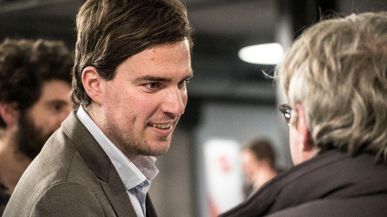 Mathias De Clercq, Open Vld-lijsttrekker in Gent voor de komende gemeenteraadsverkiezingen.