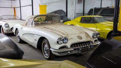 Garage in Manhattan geeft autoschat bloot: 36 klassieke sportwagens duiken op