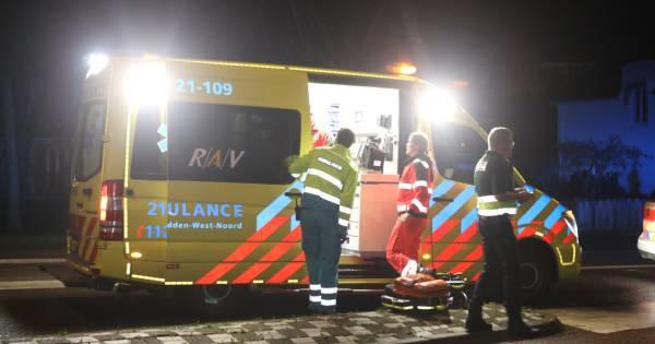 Fietser gewond bij verkeersongeval in Boxtel.