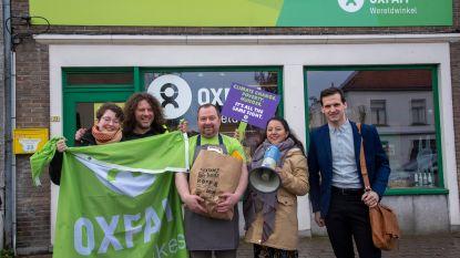 Oxfam neemt nieuwe promotiefilm opnieuw in Laarne op