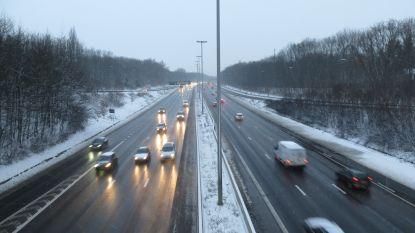 Opgepast: nog altijd gevaarlijk gladde wegen