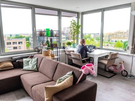 Gescheiden moeders komen weer op adem in speciale appartementen van Woonforte