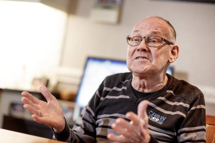 Peter van de Merwe (1942-2016).
