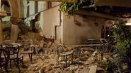 Twee doden en meer dan 350 gewonden na zware aardbeving op Kos
