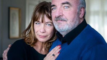 """Vrouw Michel Van Dousselaere maakt pakkende documentaire over leven met dementie: """"Ik probeer zijn stem te zijn. Want hoe kijk je in iemands hoofd?"""""""