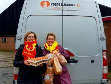 Voedselbank Zevenaar verrast met eieren en broden na afgelaste optocht: 'Een kippenvelmoment'