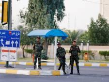 Raketten slaan in bij ambassade VS in Bagdad