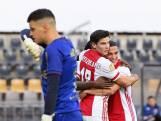 Ajax vernedert VVV met 0-13