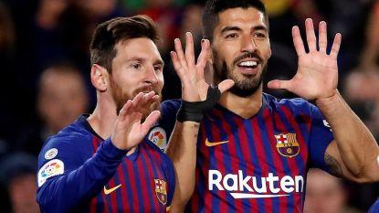 Zijn 400ste goal in nationale competitie: Leo Messi moet alleen Cristiano Ronaldo voor zich laten (maar heeft daar wel minder duels voor nodig)