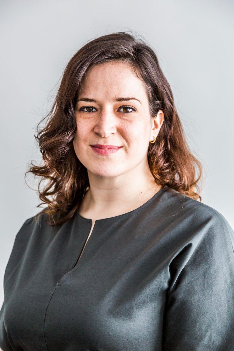Jennifer Bloemberg Beeld Tammy van Nerum