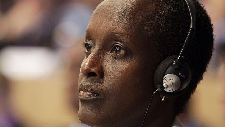 Lydia Nsekera. Beeld afp
