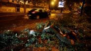 Orkaan Leslie afgezwakt tot tropische storm maar richt toch ravage aan in Portugal