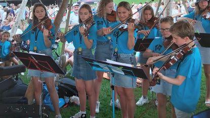 Jonge violisten schitteren op Lekker Klassiek