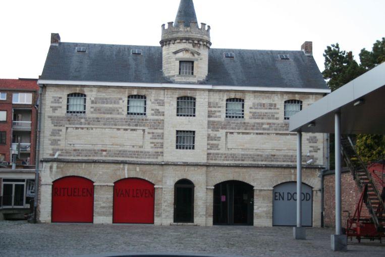 Het Toreke, de oude stadsgevangenis