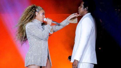 """""""Beyoncé en Jay-Z hebben het gehad met Kim en Kanye"""""""