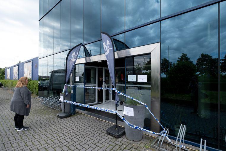 Fitness NRG te Lier werd verzegeld na waterschade