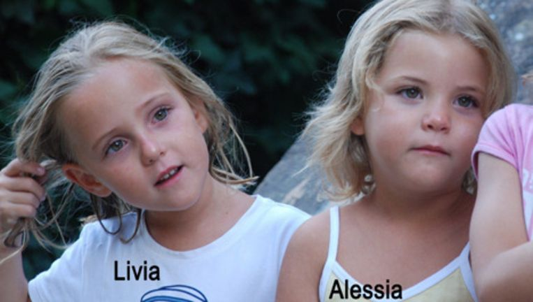 De vermiste tweeling. Foto EPA Beeld