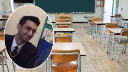 Volwassen asielzoeker doet zich voor als tiener en zit zes weken in de klas met vijftienjarigen