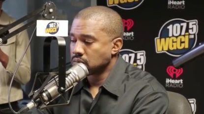 Geëmotioneerde Kanye West biedt excuses aan voor omstreden slavernij-uitspraken