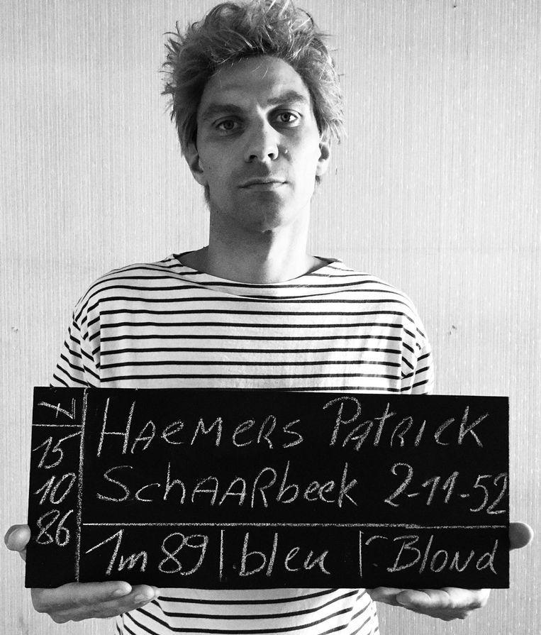 Coenen als Patrick Haemers in Niet Schieten, de nieuwe film van Stijn Coninx.