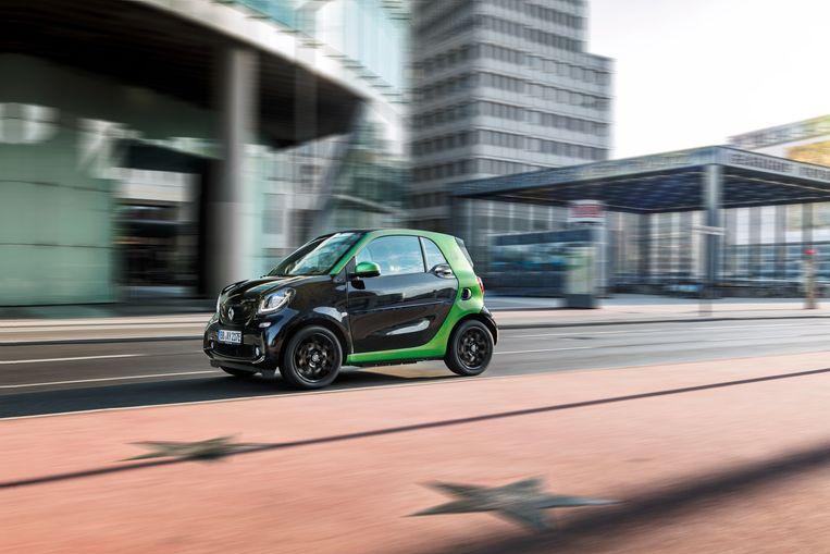 De nieuwe Smart EQ heeft een ruimere garantie.