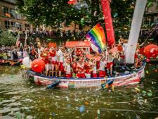 Recordaantal inschrijvingen Canal Pride Utrecht: loten om een plekje