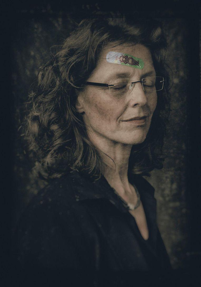 Anja (1967), verkeersslachtoffer (2010). Beeld Jan van Breda