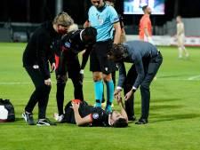 PSV-trainer Schmidt ongerust over blessure Maxi Romero, vrees voor fiks malheur