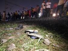 Trein raakt Indiase festivalgangers met hoge snelheid: ruim 50 doden