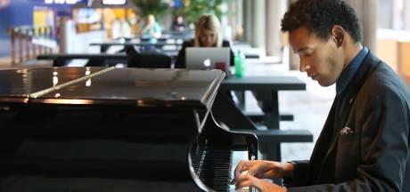 Reizigers in Breda moeten het even zonder piano doen