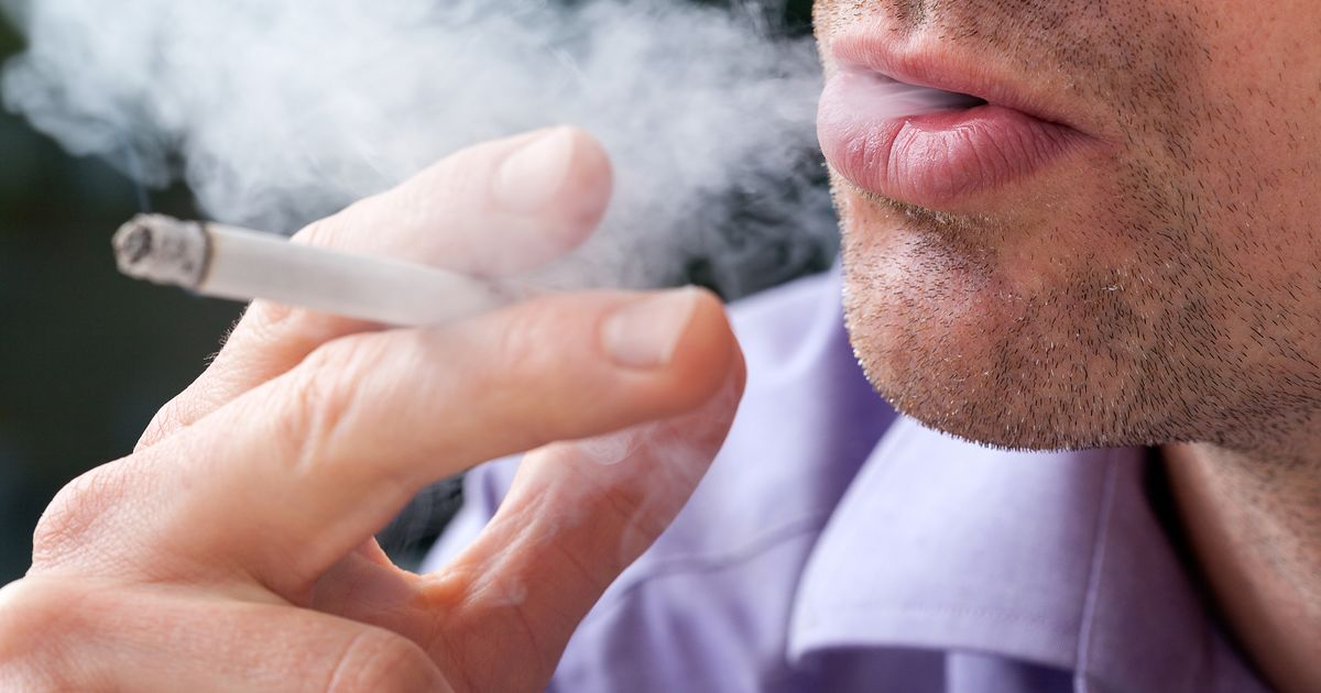 Door Studie Schade Bloot Roken Genetische Verwoestende Dna Legt ybg6f7