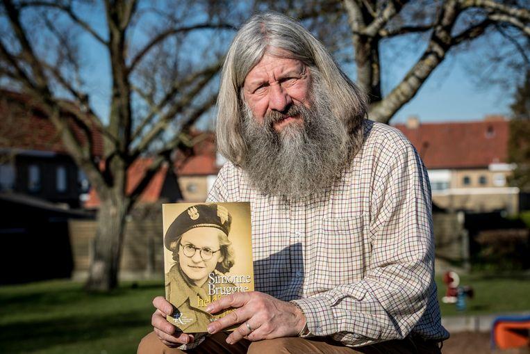 Erwin Ureel hoopt dat verzetsheldin Simonne Brugghe 75 jaar na datum eindelijk de erkenning krijgt die ze verdient.