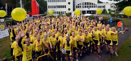 Aftermovie: zo beleefden 175 Tukkers hun fietstocht naar Düsseldorf