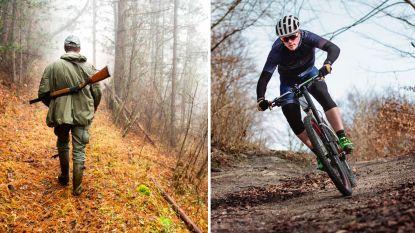 """Opnieuw fietser neergeschoten door jager in Frankrijk, politicus roept op """"om mountainbiken te verbieden tijdens jachtseizoen"""""""