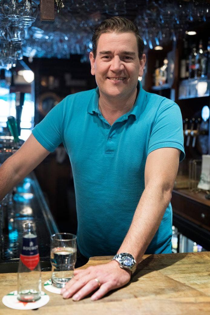 Jan van Kollenburg van Café Bar le Duc.